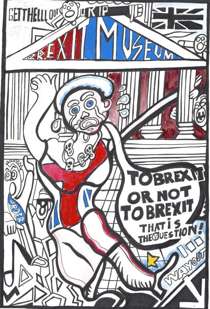 may slaagt er niet in haar onderhandelde deal met europa door het britse parlement te krijgen