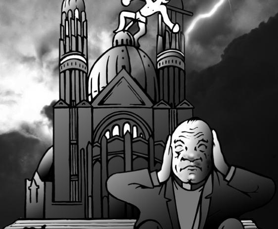 Kerk in nood